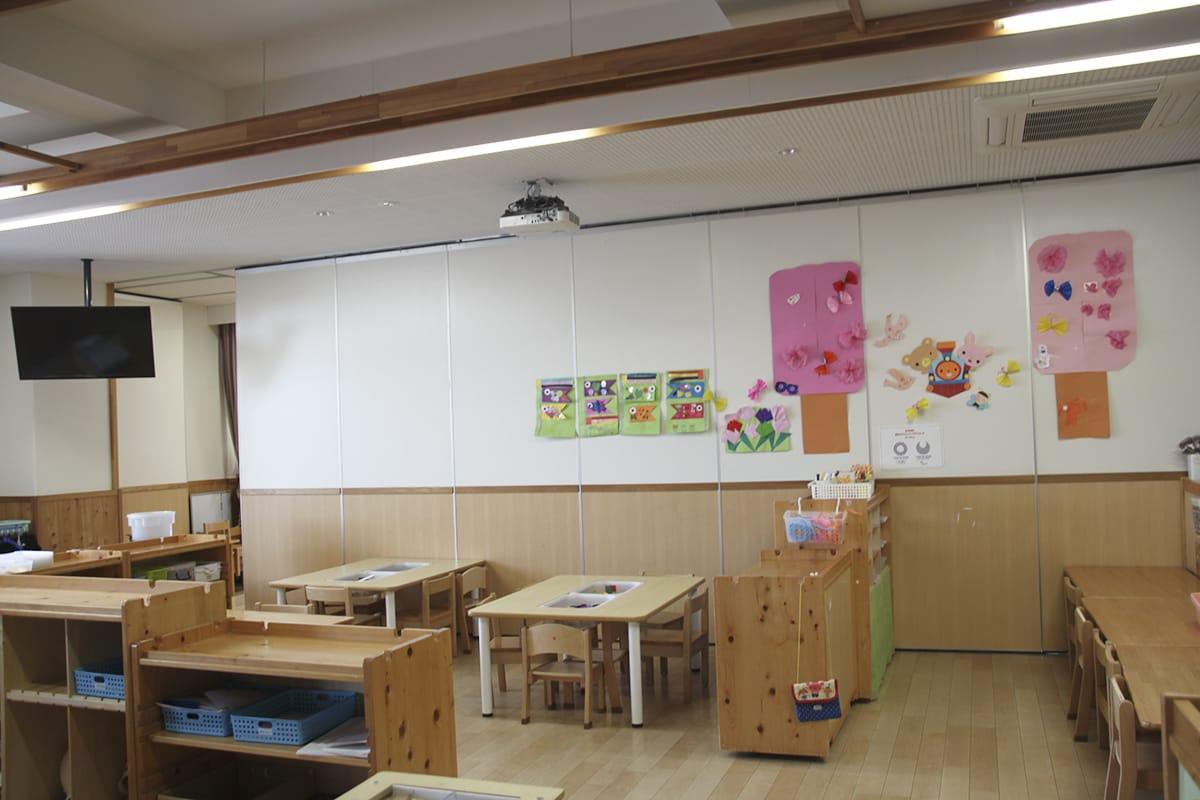 異年齢児保育室(1階)